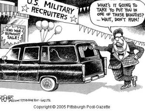 military-recruiter