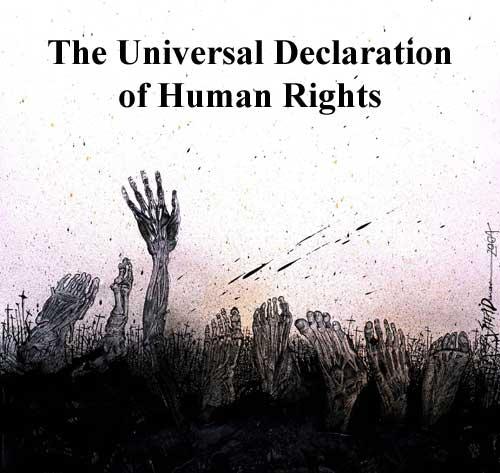ด้วยสิทธิมนุษยชนของฉัน