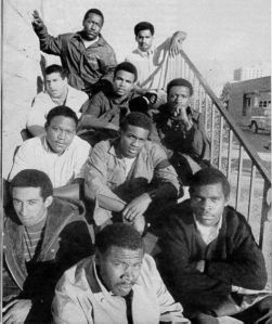 University of Wyoming football players who were expelled from the team for opposing racism at BYU in 1969, fueling a movement to expel BYU from the Western Area Conference with rallies of thousands in Arizona, Washington, and elsewhere